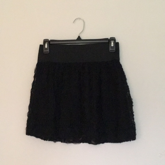 085a06f26fc5 jcpenney Skirts | Black Loose Skirt | Poshmark